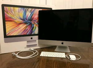 Apple iMac 27 inches 5k mid 2017