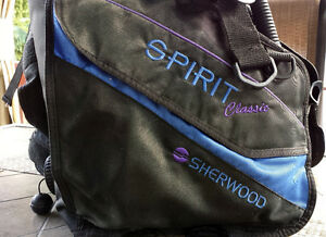 SHERWOOD SPIRIT CLASSIC BCD - NEW CONDITION Cambridge Kitchener Area image 2