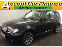 BMW X3 2.0TD auto 2009MY xDrive20d Sport Edition FROM £46 PER WEEK!