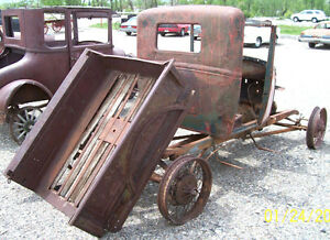 Wanted: Model A truck box/bed