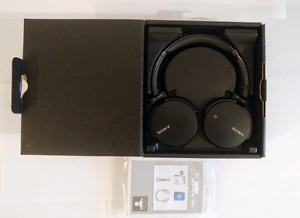 Sony MDR-XB650BT EXTRABASS STEREO HEADSET