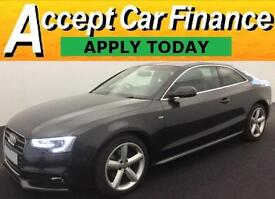 Audi A5 FROM £83 PER WEEK!
