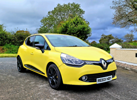 2014 RENAULT CLIO 1.5 DCI NAV 🌞FREE TAX 🌞LOW INSURANCE a1 a3 polo c3