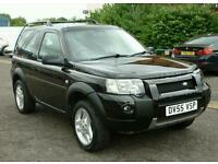 LAND ROVER FREELANDER 3 DOOR 2.0Td4 FREESTYLE