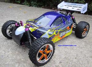 New RC Buggy / Car HSP WARHEAD Nitro 2-speed 4WD 2.4G City of Toronto Toronto (GTA) image 4