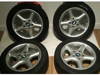 BMW alloy wheels size 16