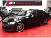 2016 BMW 3 Series 3.0 335d M Sport Sport Auto xDrive M PERFORMANCE+20 ALLOYs