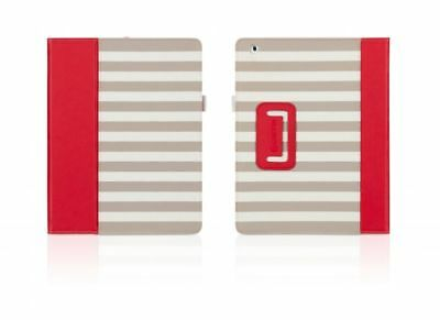Griffin Elan Folio Cabana, für iPad 4, 3 & 2, Rot/Gestreift Griffin Elan Folio