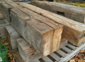 Century Old Barn Beams