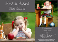 Back to School Photo Session
