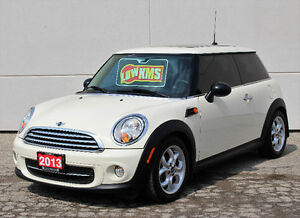 2013 Mini Cooper*SALE* **Only 21,000 km***Leather**sunoof**