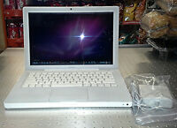 MAC BOOK-1,1--2GHZ----INTEL CORE DUO--CLEAN--80GS