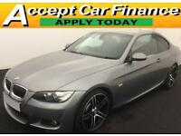 BMW 325 3.0TD auto 2009MY d M Sport FROM £51 PER WEEK