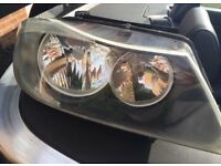 2007 BMW 3 Series RIGHT hand Headlamp