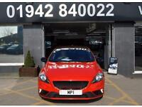 2014/14-VOLVO V40 1.6 T2 ( 120BHP ) ( S/S ) R-DESIGN 5DR SPORTY HATCH,27-000 FSH