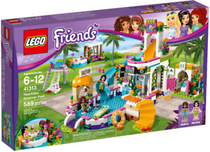 Lego Friends 41313 Heartlake Summer Pool Neuf