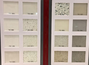 Huge selection of Quartz counter tops available - On sale!!!