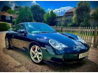 2003 Porsche 911 3.6 996 Turbo AWD 2dr 80,000 Miles