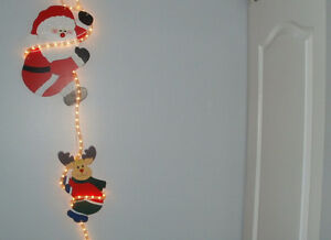 Santa & Friends Lighted Accent Cornwall Ontario image 1