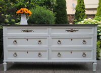 Very special vintage dresser made by White Furniture Company