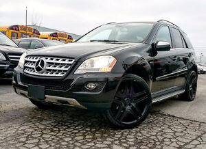 2010 MERCEDES-BENZ ML350 AMG STYLING | ACCIDENT FREE | WARRANTY|
