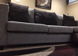 Almost New Sectional
