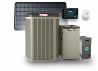 LENNOX FURNACE Installation Rebate & Air Conditioner Replacement