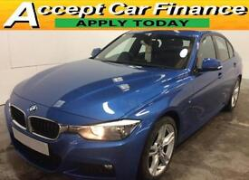 BMW 318 2.0TD ( 143bhp ) ( s/s ) 2013MY d M Sport FROM £70 PER WEEK !