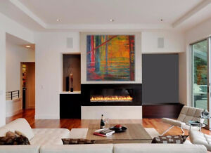 ONE-OF-A-KIND Original Contemporary Abstract Paintings Belleville Belleville Area image 10