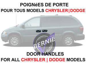 DODGE FRONT REAR BUMPER PARE CHOC AVANT ARRIERE LOW PRICE City of Montréal Greater Montréal image 4