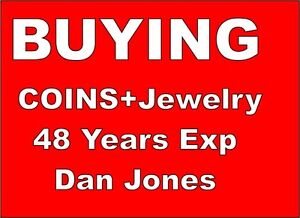 Downtown Kingsville Thursday July6 9am-3pm..BuyingCoins+Jewelery