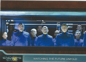 Enders Game Base Card Set (69 cards) 2014 and Free Case