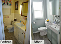 Bathroom Home Renovations Done Right