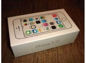Brand New Apple 5S sealed box Silver