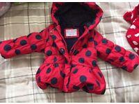 18 24 month girls coat