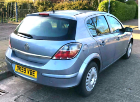 Vauxhall Astra 1.4 Manual 5Doors Petrol. 1Year Mot, 98k £ 895