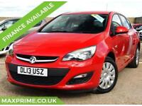 VAUXHALL ASTRA 1.6 EXCLUSIV 5D 115 BHP FULL SERVICE HISTORY + JUST SERVICED