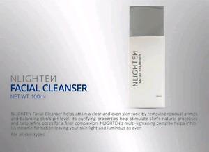 Whitening Facial Cleanser Toner