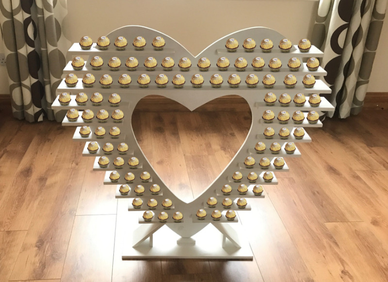 Ferrero Rocher Sweet Stand - For Hire - Wedding