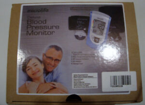 New Microlife Blood Pressure Monitor 1 Only