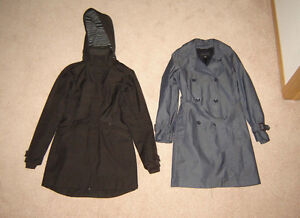 Spring Jackets (T. Hilfiger, Ban. Republic, Firefly) XS, S, 8,10