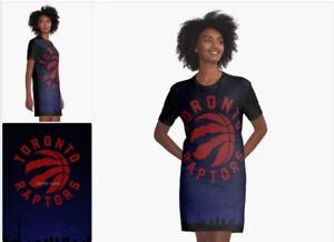 Toronto Raptors Graphic T-Shirt Woman