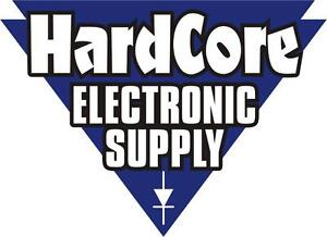HardCore Electronic Supply - New store in London -Deoxit, Nu-trol, Super PPE cleaner, speaker cement!  Look inside!