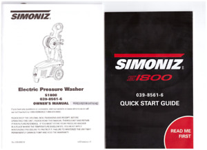 Simonize Power Washer