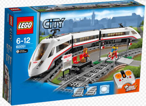 LEGO City remote High Speed Train 60051 MISB