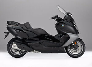 New BMW c 650 gt - RARE AUTOMATIC