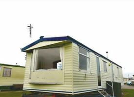 Static Caravan Nr Clacton-on-Sea Essex 3 Bedrooms 8 Berth Atlas Moonstone 2003