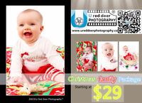 Christmas Family Package starting at $29