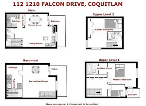 HOT DEAL. 3 levels +, 3 bedrooms & 2 full and 1 half bathrooms