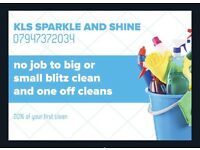 KLS SPARKLE AND SHINE